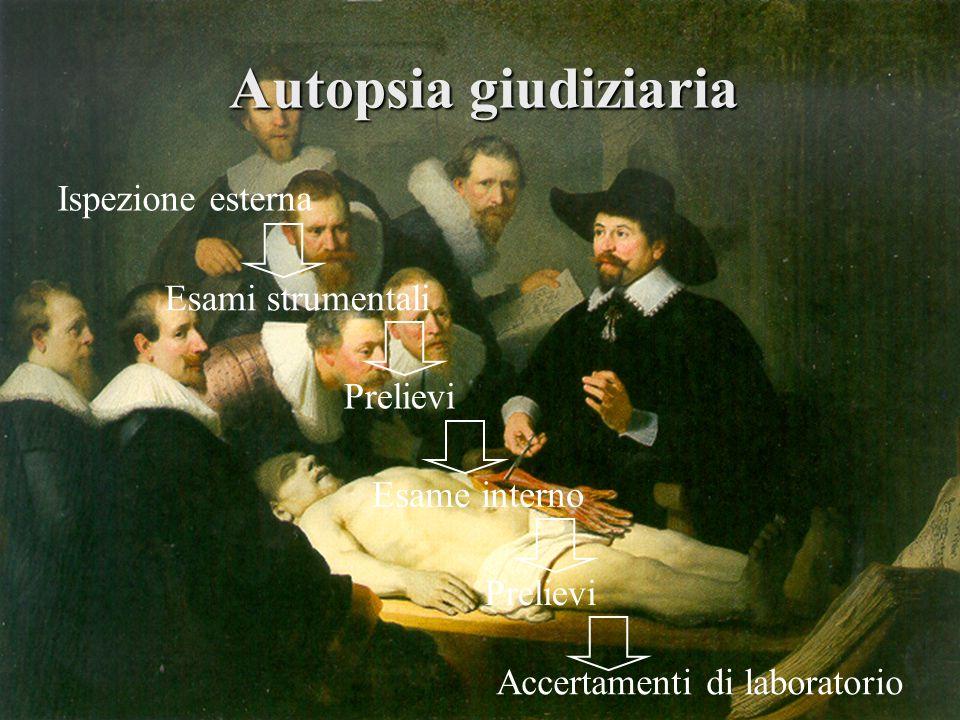 Accertamenti di laboratorio