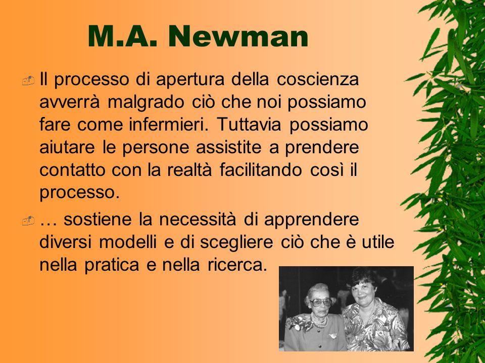 M.A. Newman