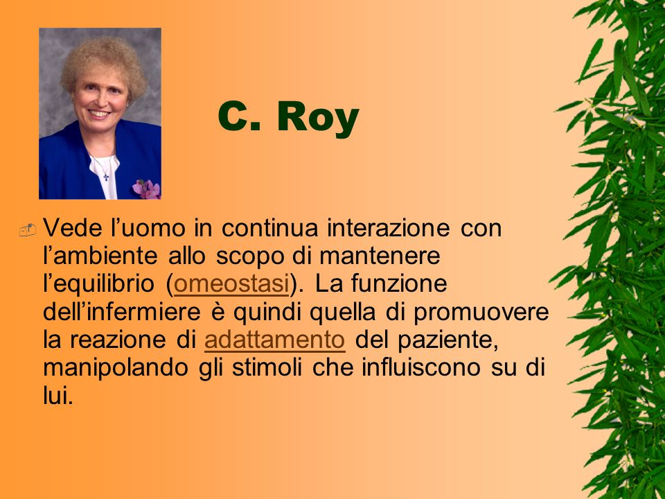 C. Roy