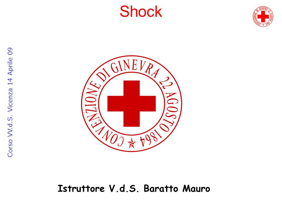 Istruttore V.d.S. Baratto Mauro