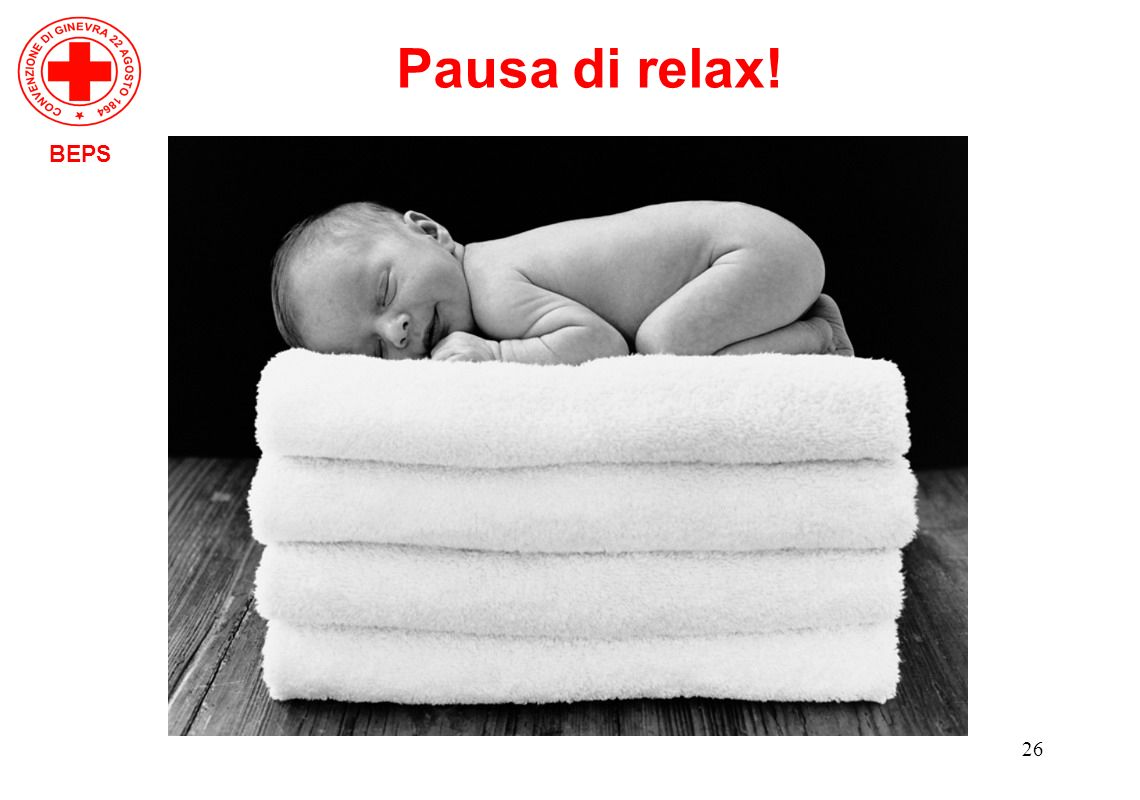 Pausa di relax! BEPS