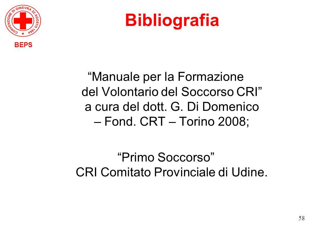 Primo Soccorso CRI Comitato Provinciale di Udine.