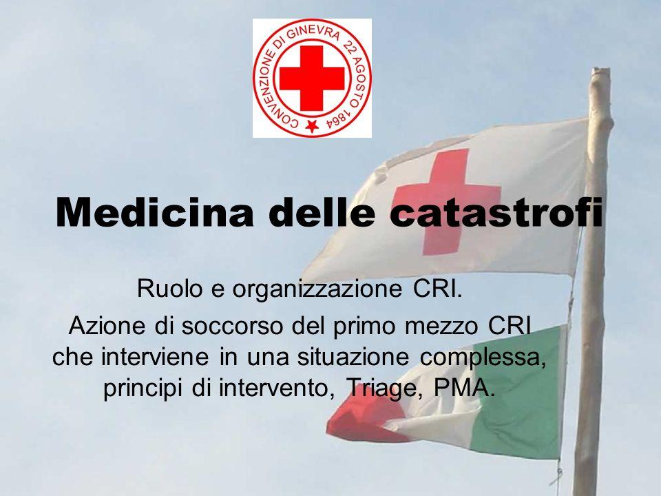 Medicina delle catastrofi