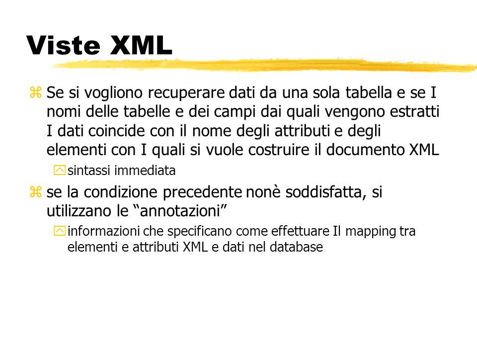 Viste XML
