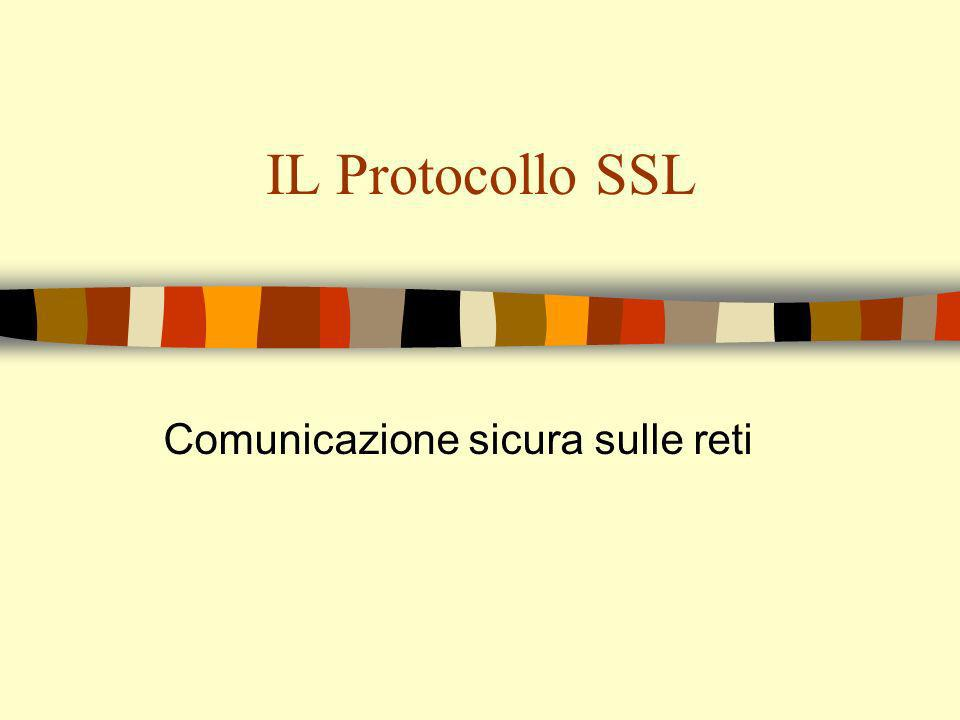 Comunicazione sicura sulle reti