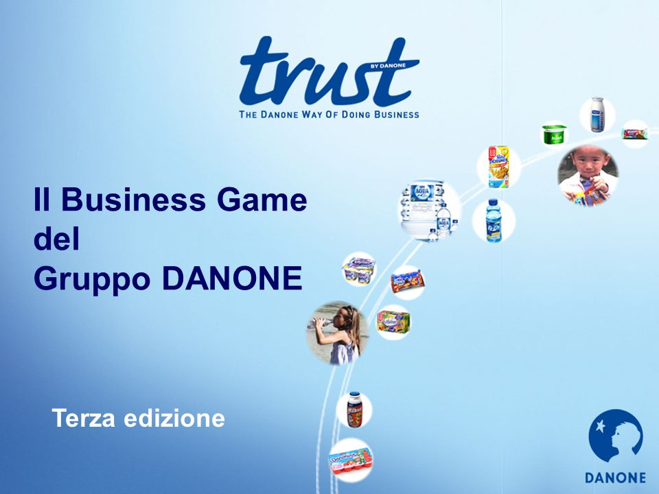 Il Business Game del Gruppo DANONE