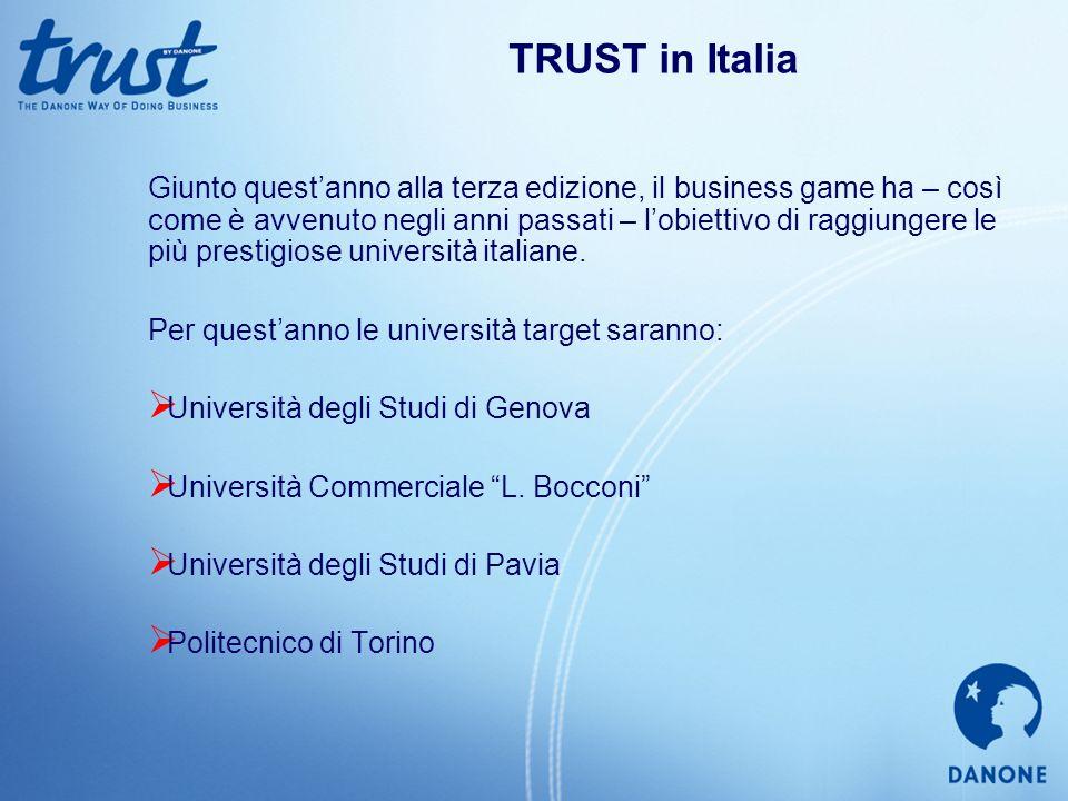 TRUST in Italia