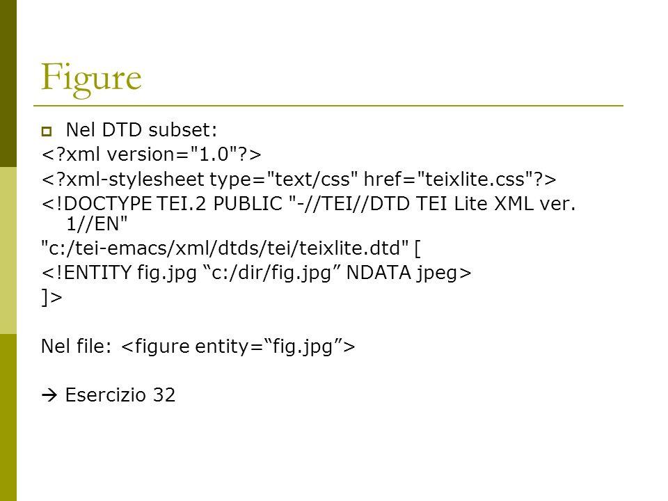 Figure Nel DTD subset: < xml version= 1.0 >