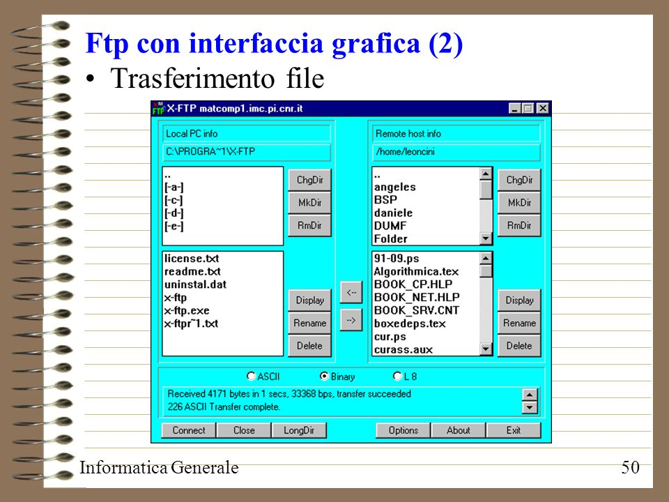 Ftp con interfaccia grafica (2)