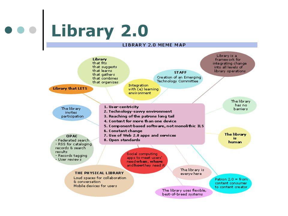 Library 2.0 Bonaria Biancu e Ilaria Moroni - Trieste 2006