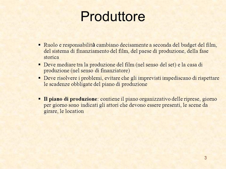 Produttore
