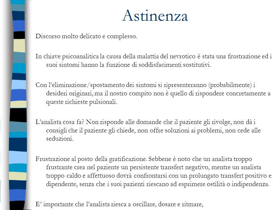 Astinenza