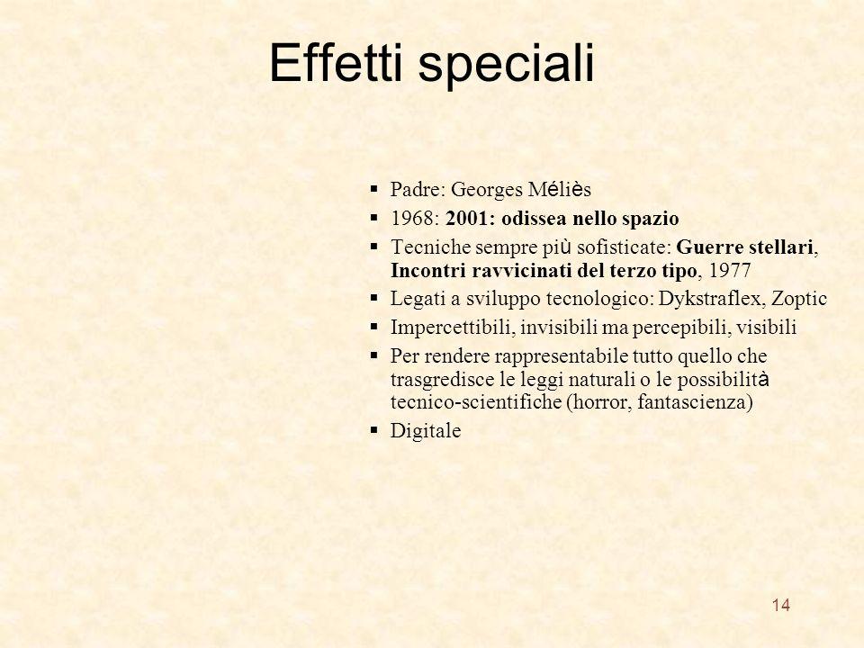 Effetti speciali Padre: Georges Méliès