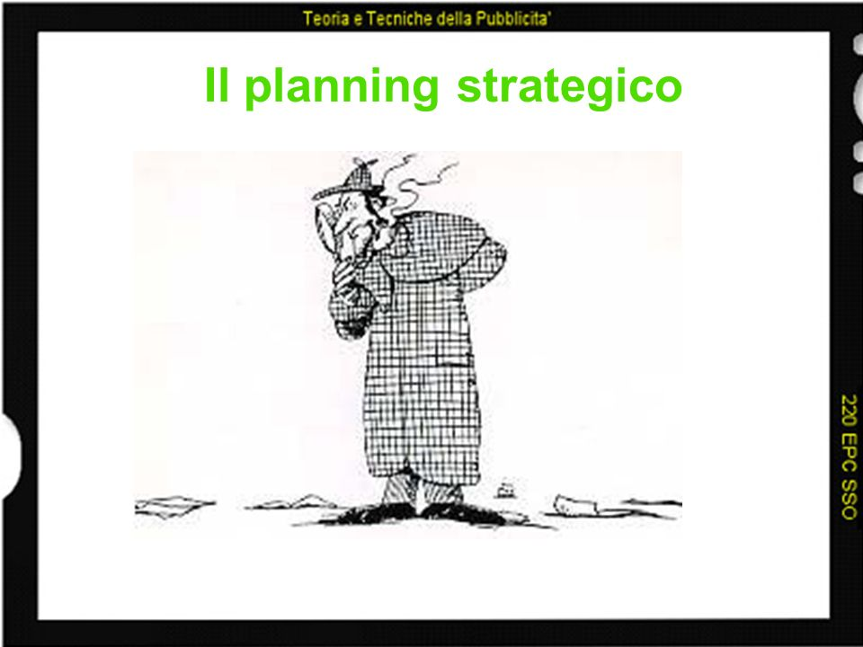Il planning strategico
