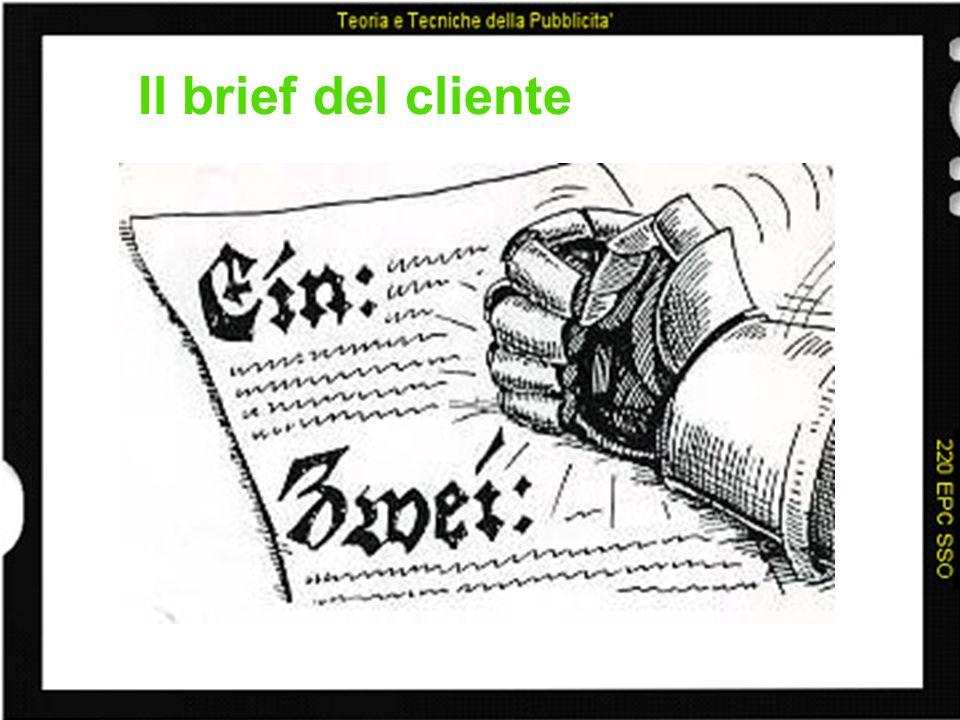 Il brief del cliente