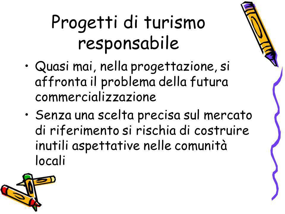 Progetti di turismo responsabile