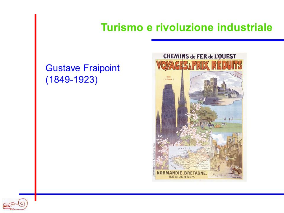 Turismo e rivoluzione industriale