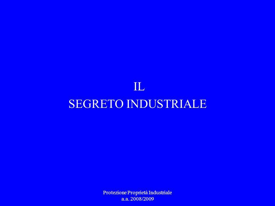 Protezione Proprietà Industriale