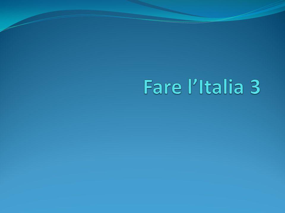 Fare l'Italia 3