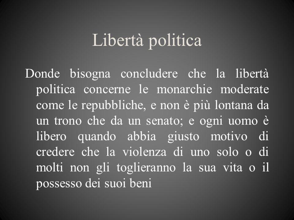 Libertà politica