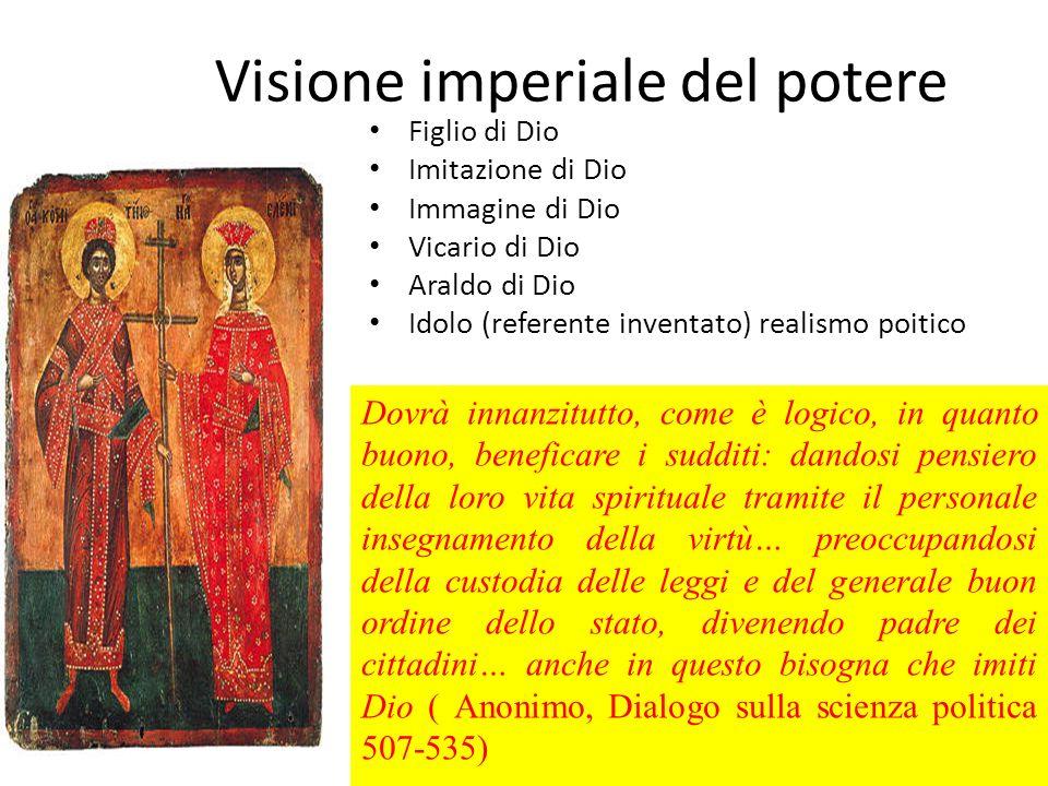 Visione imperiale del potere