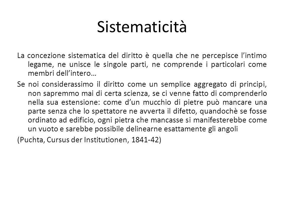Sistematicità