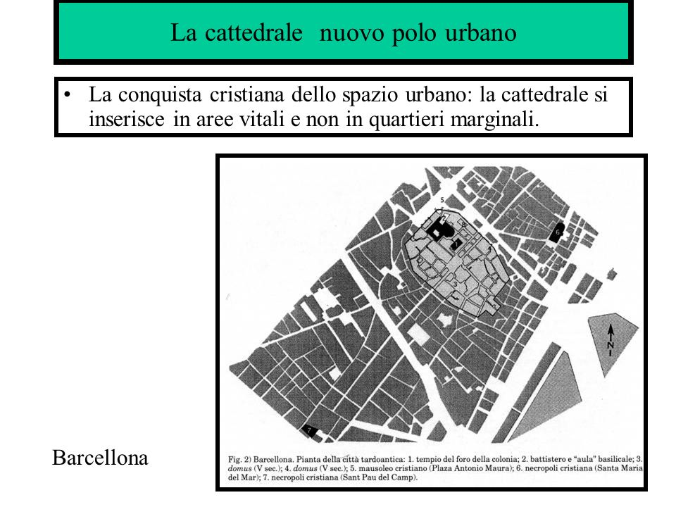 La cattedrale nuovo polo urbano