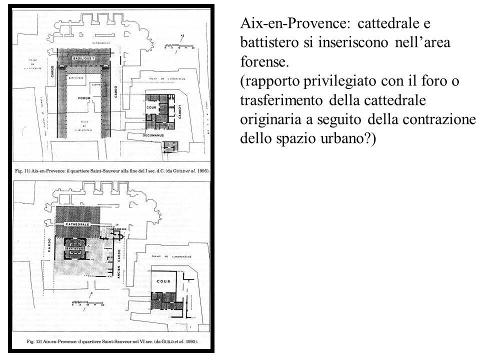 Aix-en-Provence: cattedrale e