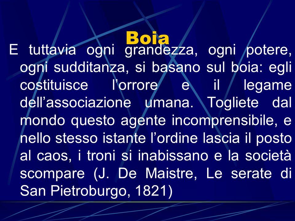 Scienze giuridiche 27/03/2017. Boia.