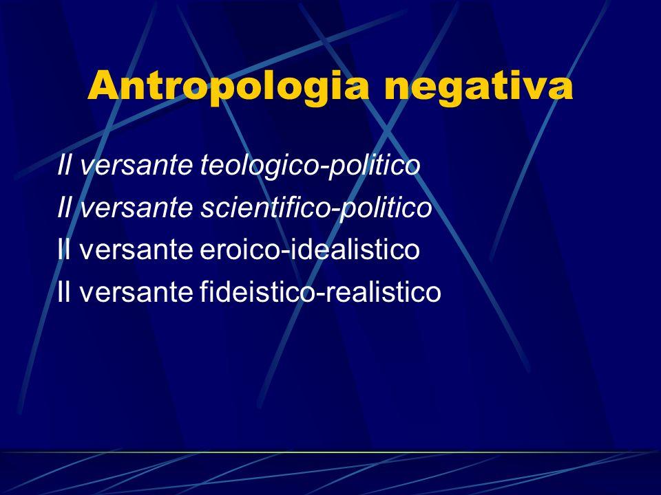 Antropologia negativa