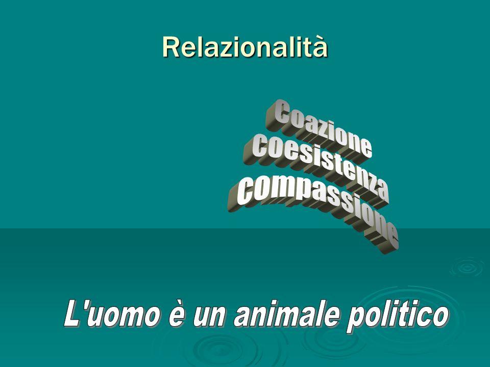 L uomo è un animale politico
