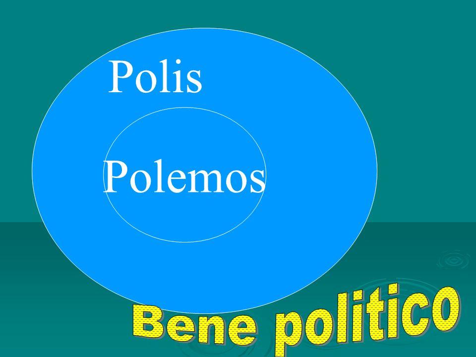 Polis Polemos Bene politico