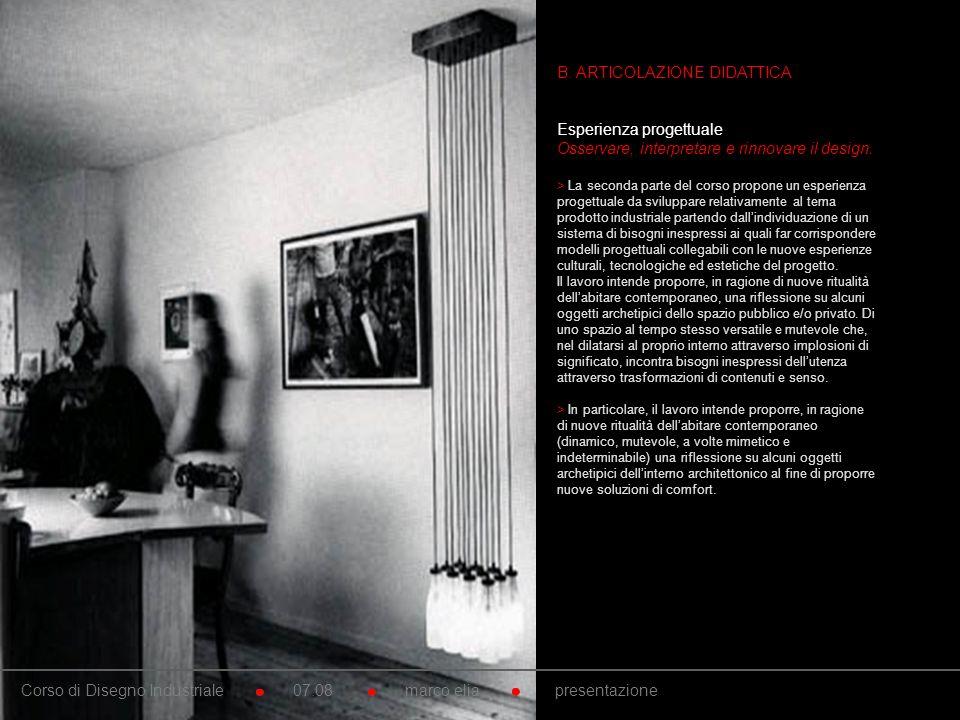 10. B. ARTICOLAZIONE DIDATTICA Esperienza progettuale