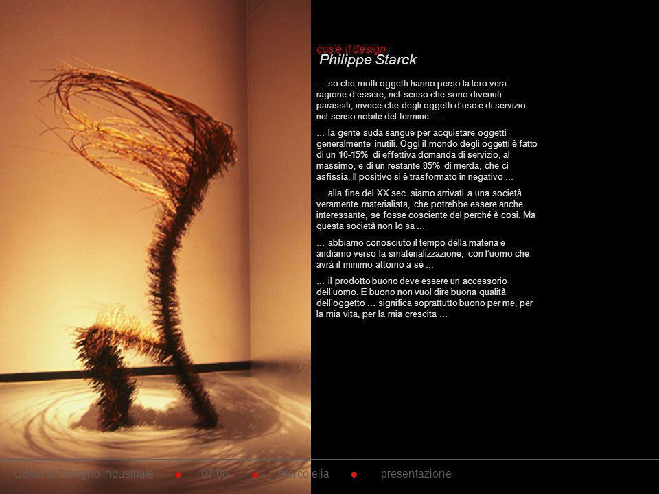 10. Philippe Starck cos'è il design