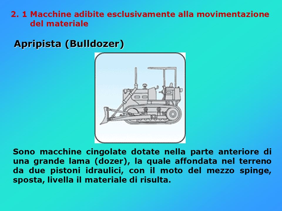 Apripista (Bulldozer)