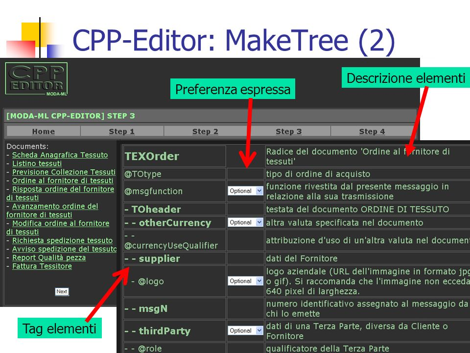 CPP-Editor: MakeTree (2)