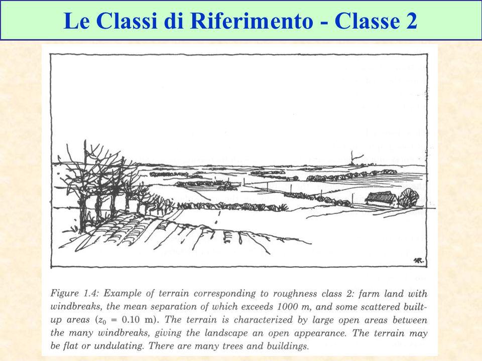 Le Classi di Riferimento - Classe 2