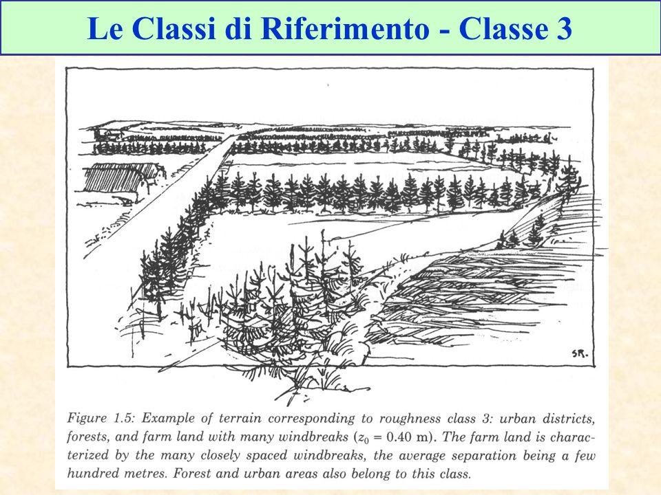 Le Classi di Riferimento - Classe 3