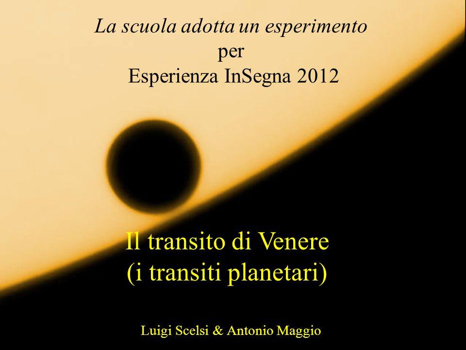 (i transiti planetari)