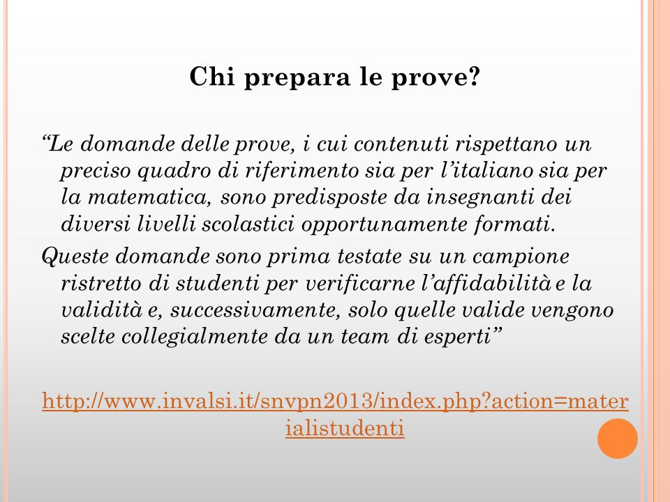 http://www.invalsi.it/snvpn2013/index.php action=mater ialistudenti