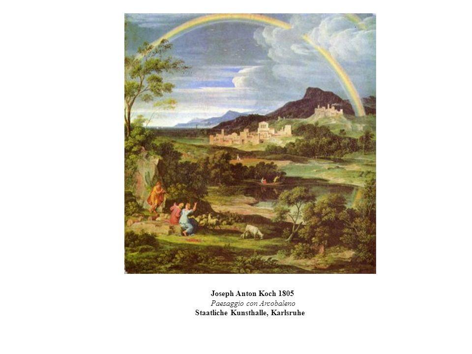 Paesaggio con Arcobaleno Staatliche Kunsthalle, Karlsruhe