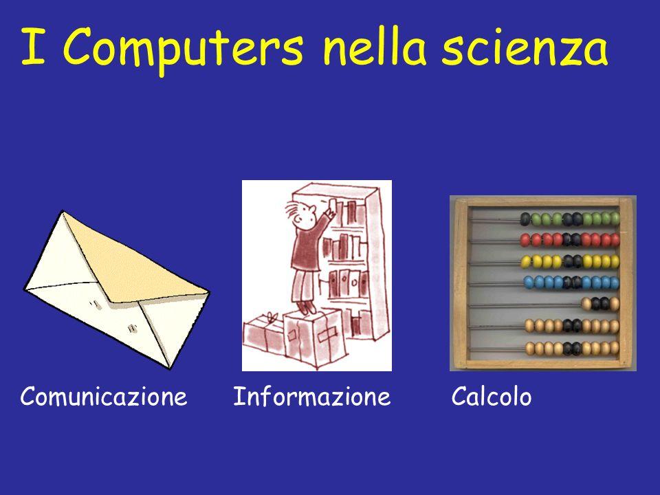 I Computers nella scienza