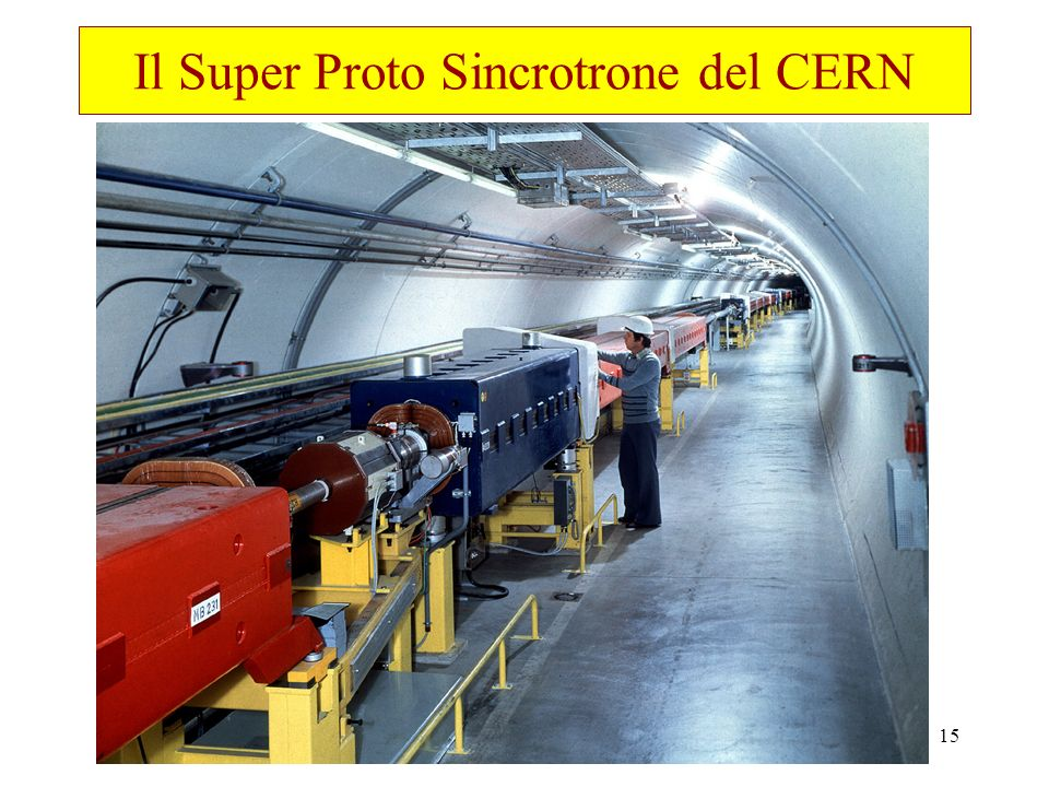 Il Super Proto Sincrotrone del CERN