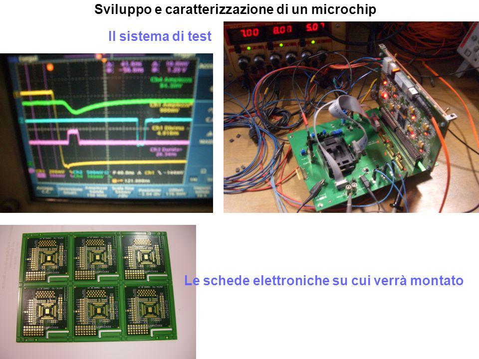 Sviluppo e caratterizzazione di un microchip