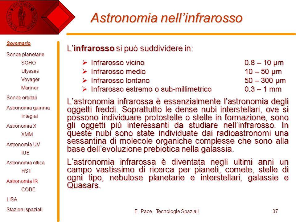 Astronomia nell'infrarosso