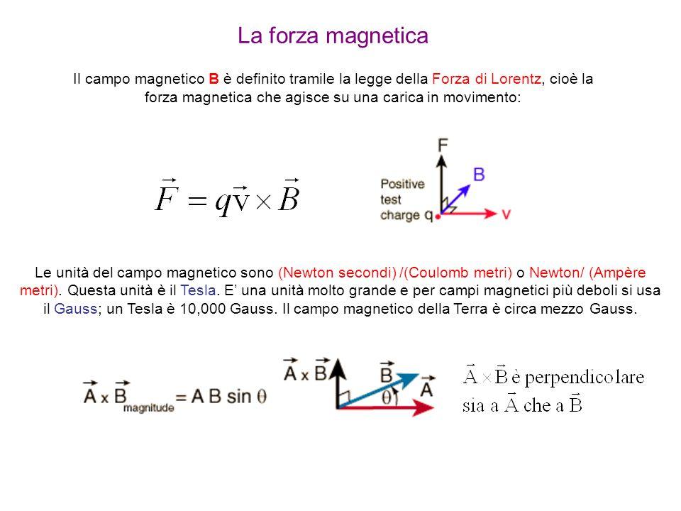 La forza magnetica