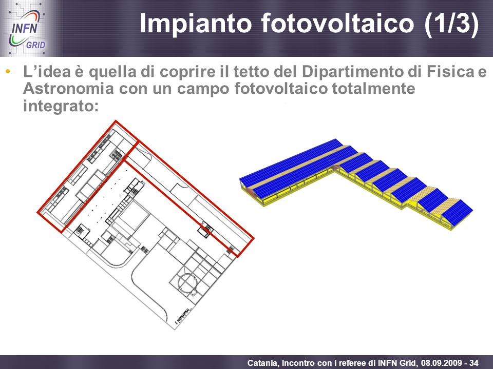 Impianto fotovoltaico (1/3)