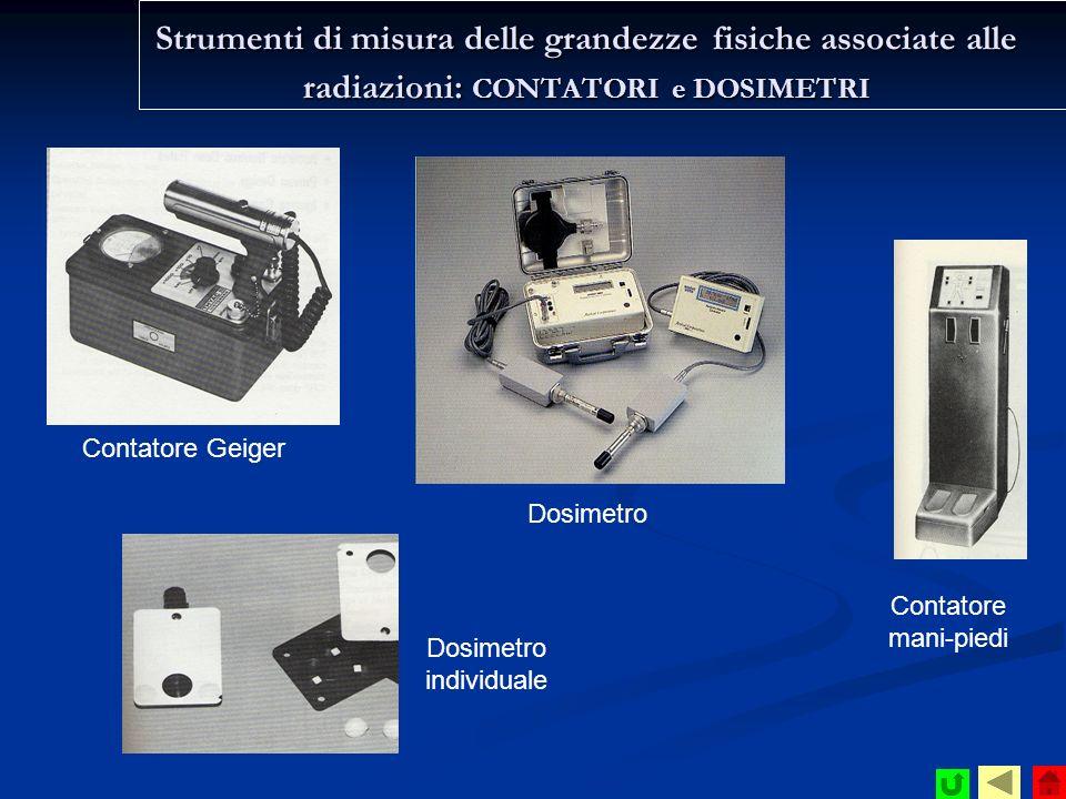 Dosimetro individuale