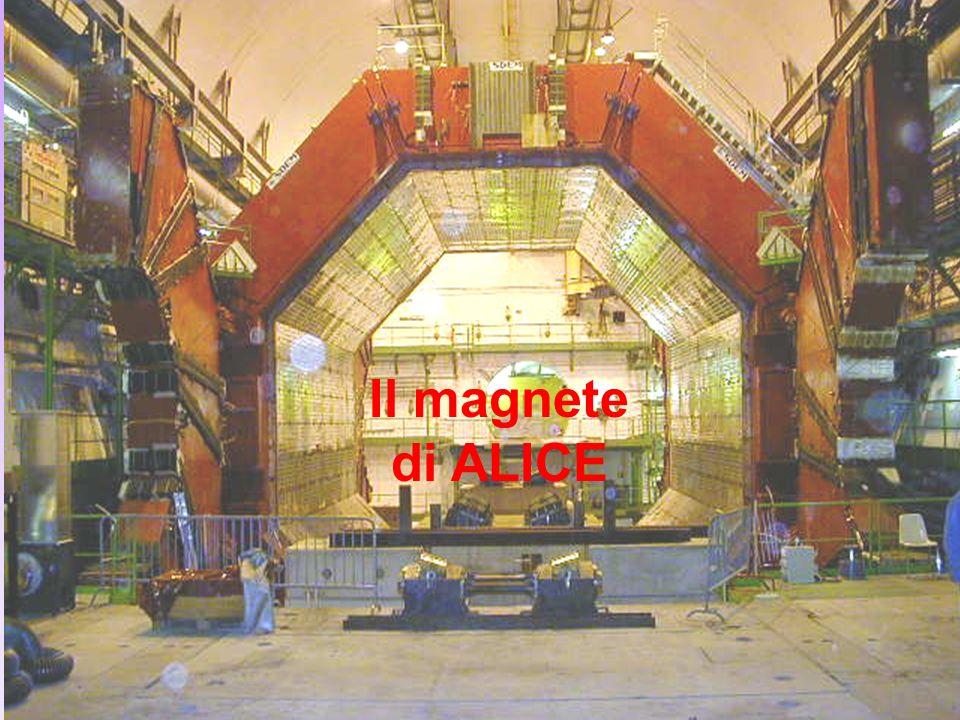 Il magnete di ALICE