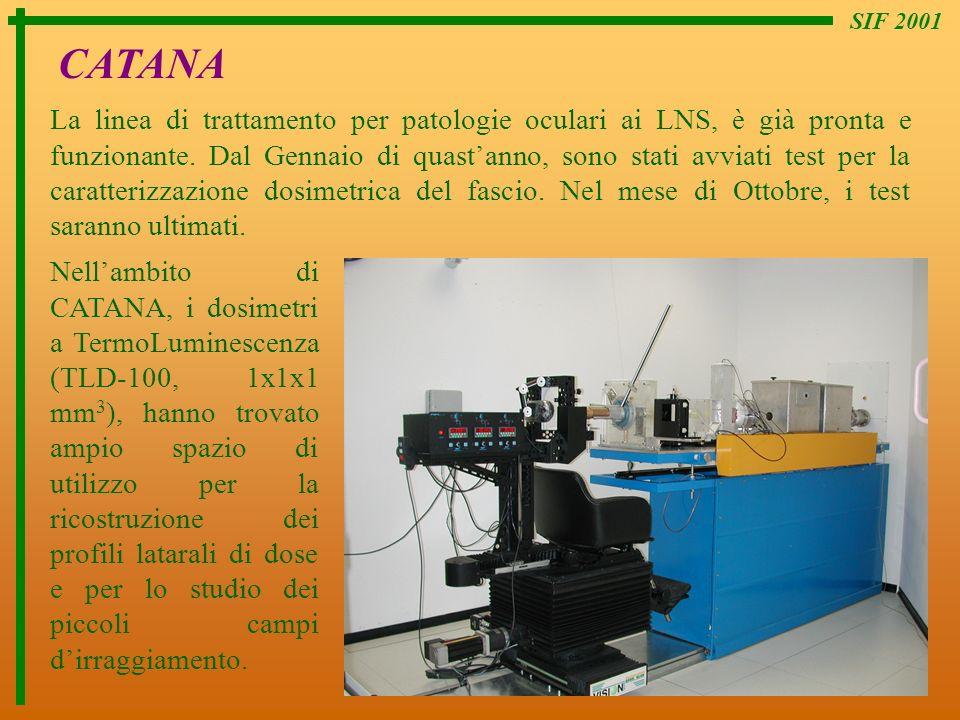 SIF 2001 CATANA.